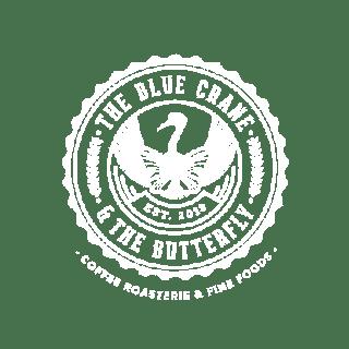 Blue Crane and Butterfly Cafe Stellenbosch